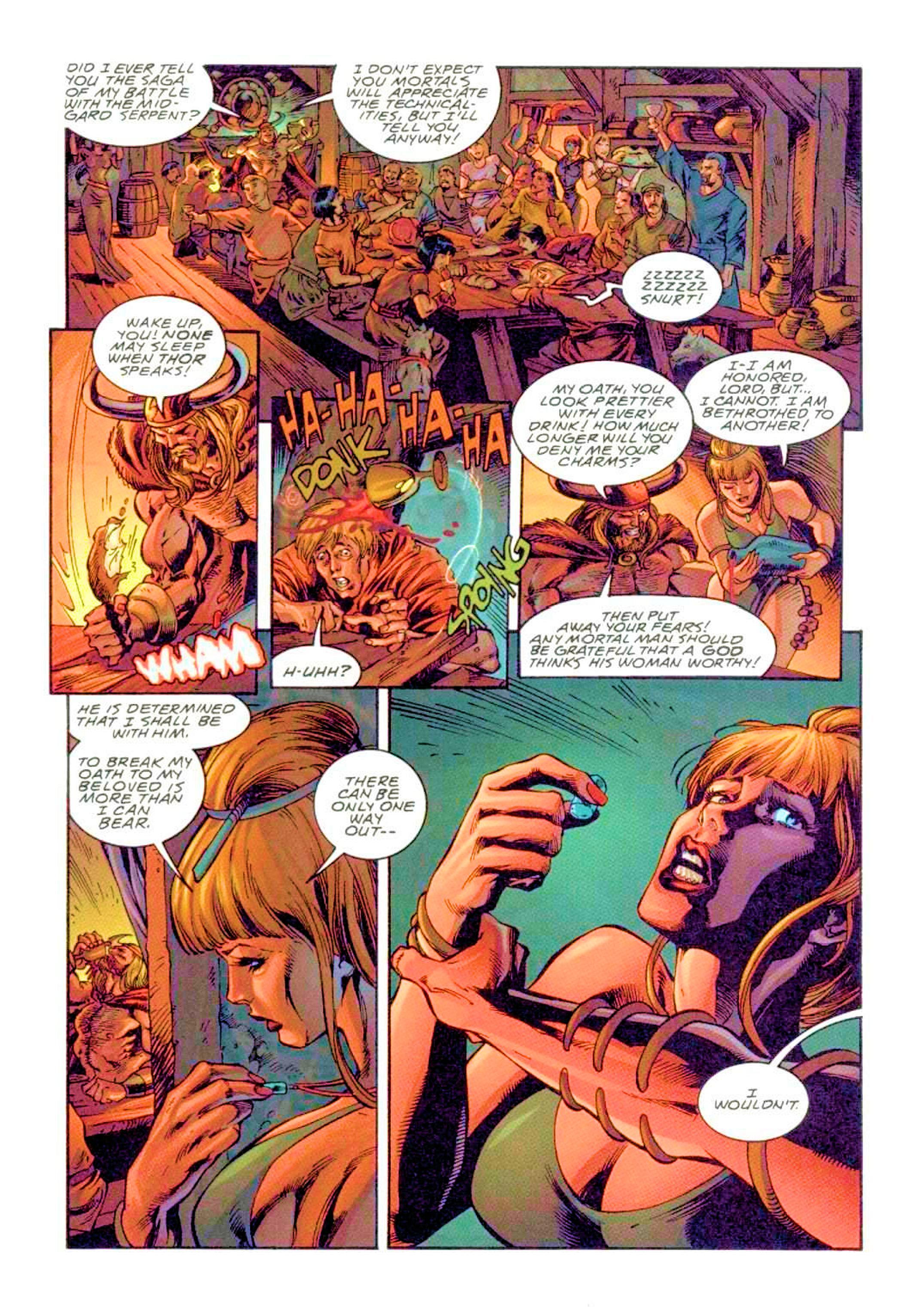 Read online Xena: Warrior Princess (1999) comic -  Issue #3 - 13