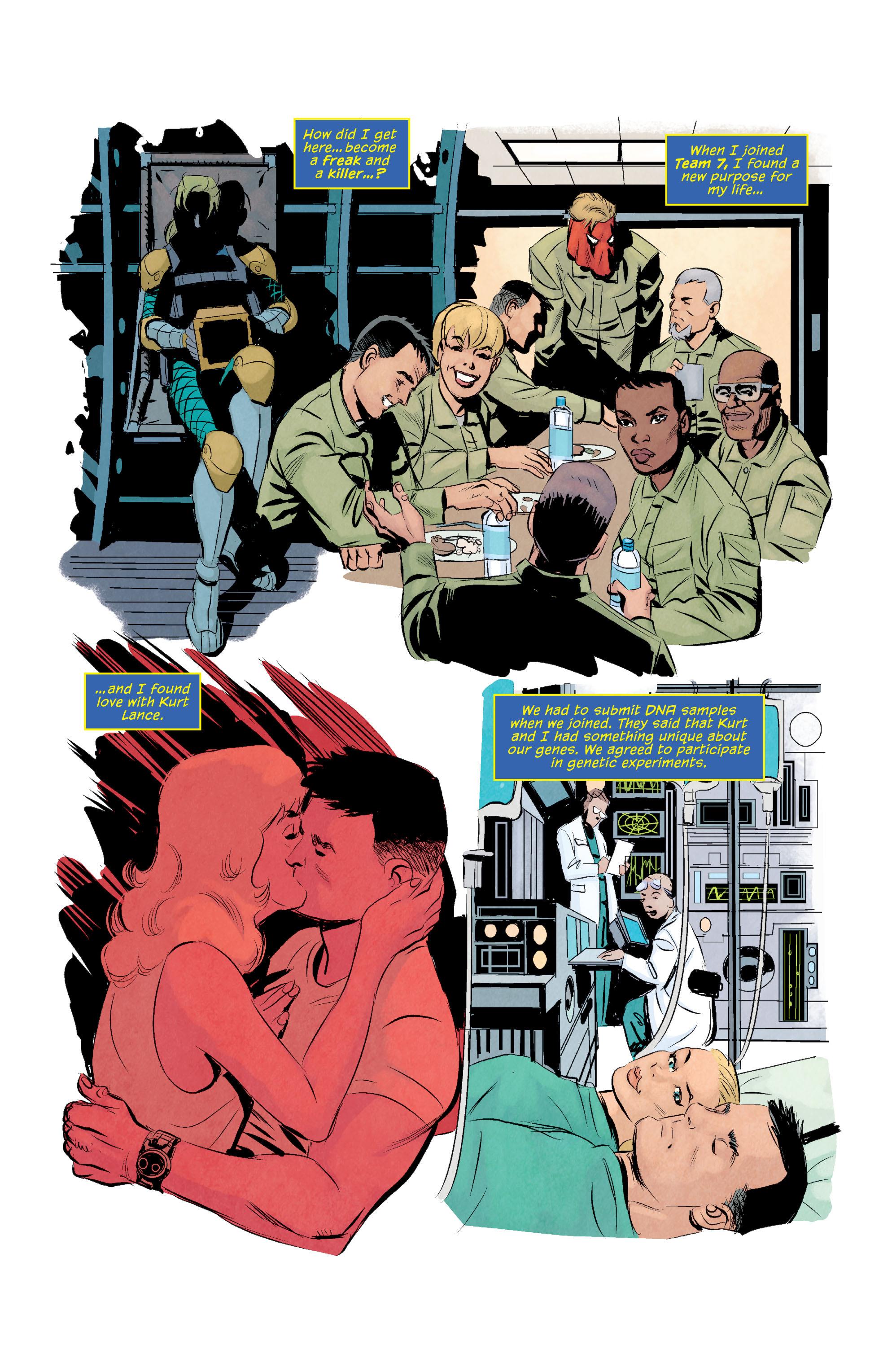 Read online Secret Origins (2014) comic -  Issue #11 - 27