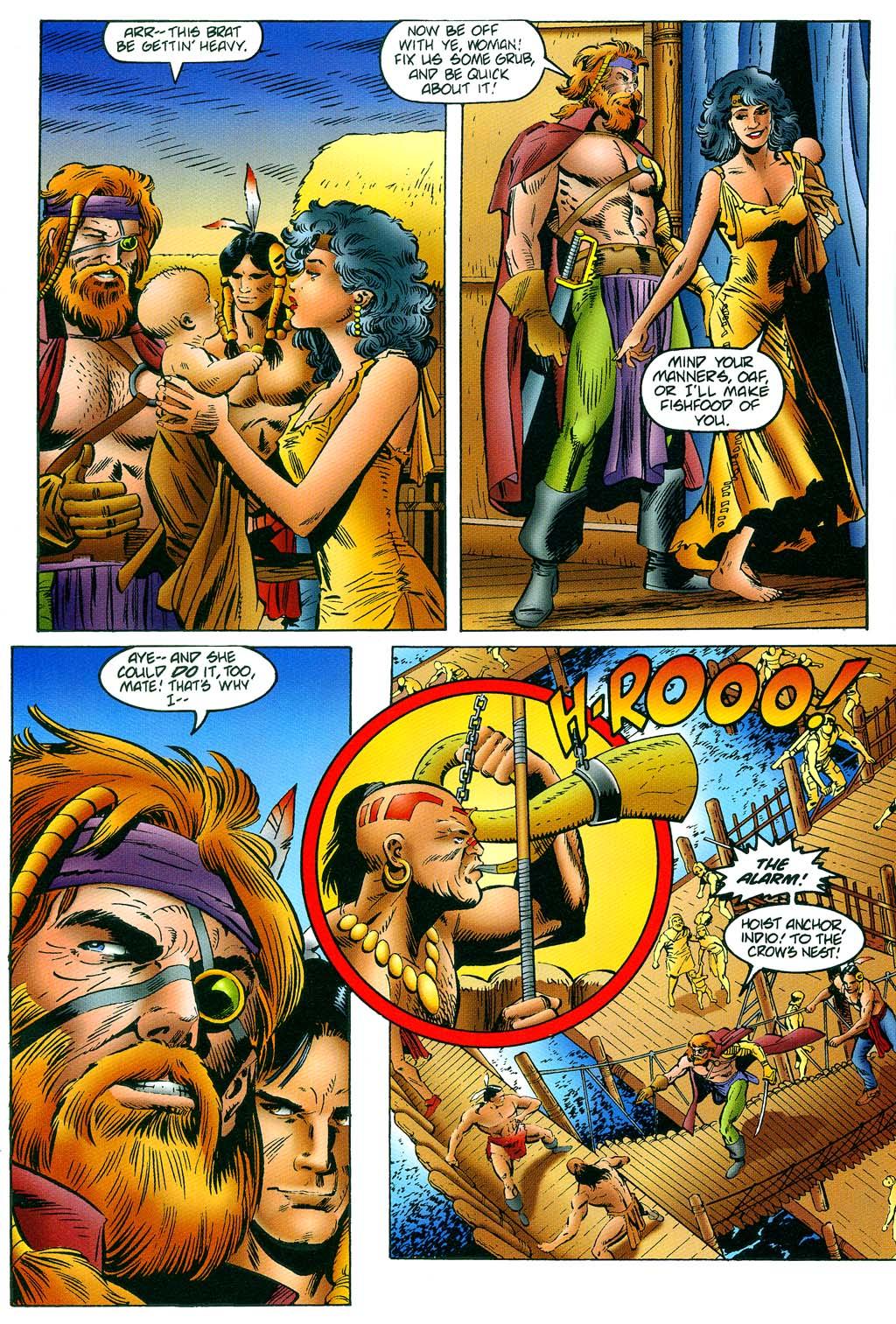 Read online Turok, Dinosaur Hunter (1993) comic -  Issue #45 - 20