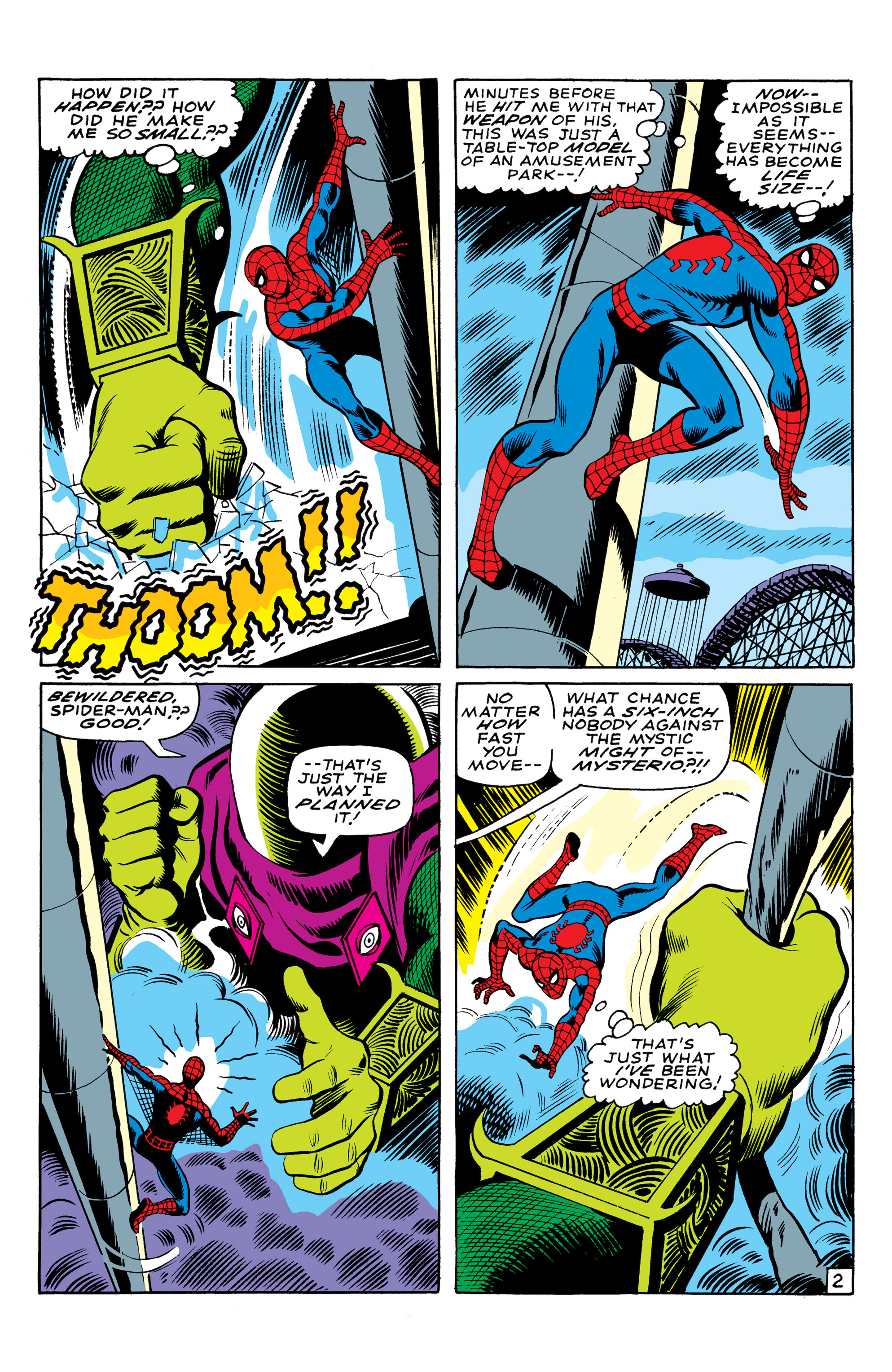 The Amazing Spider-Man (1963) 67 Page 2