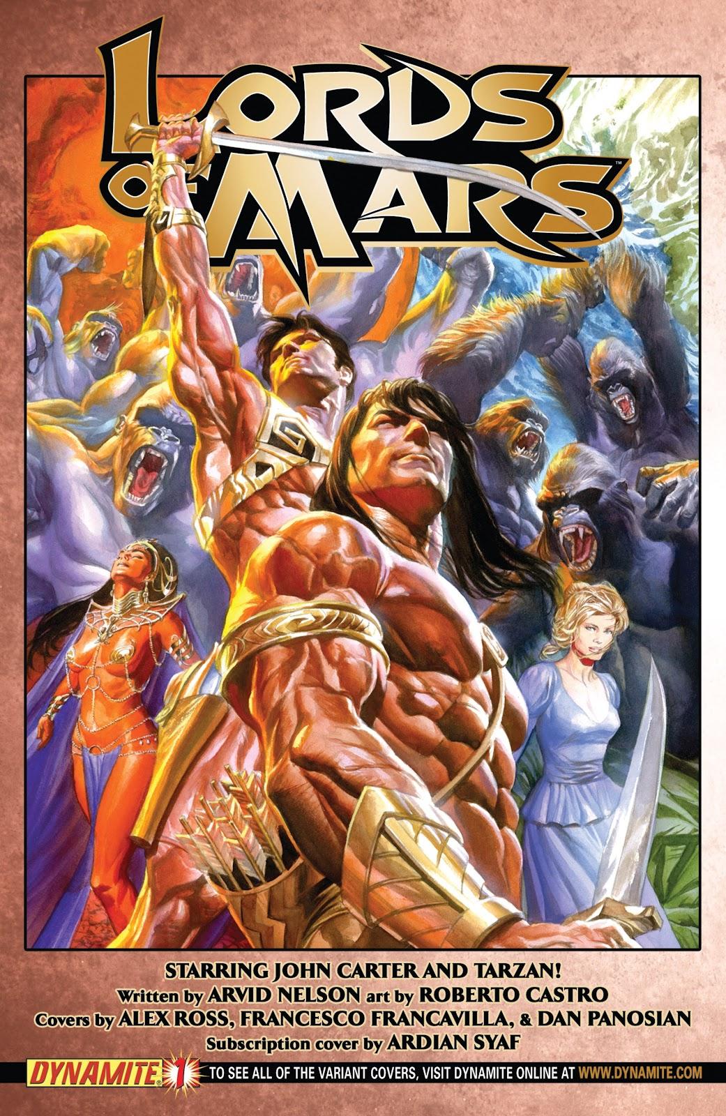 Read online Vampirella Strikes comic -  Issue #6 - 33