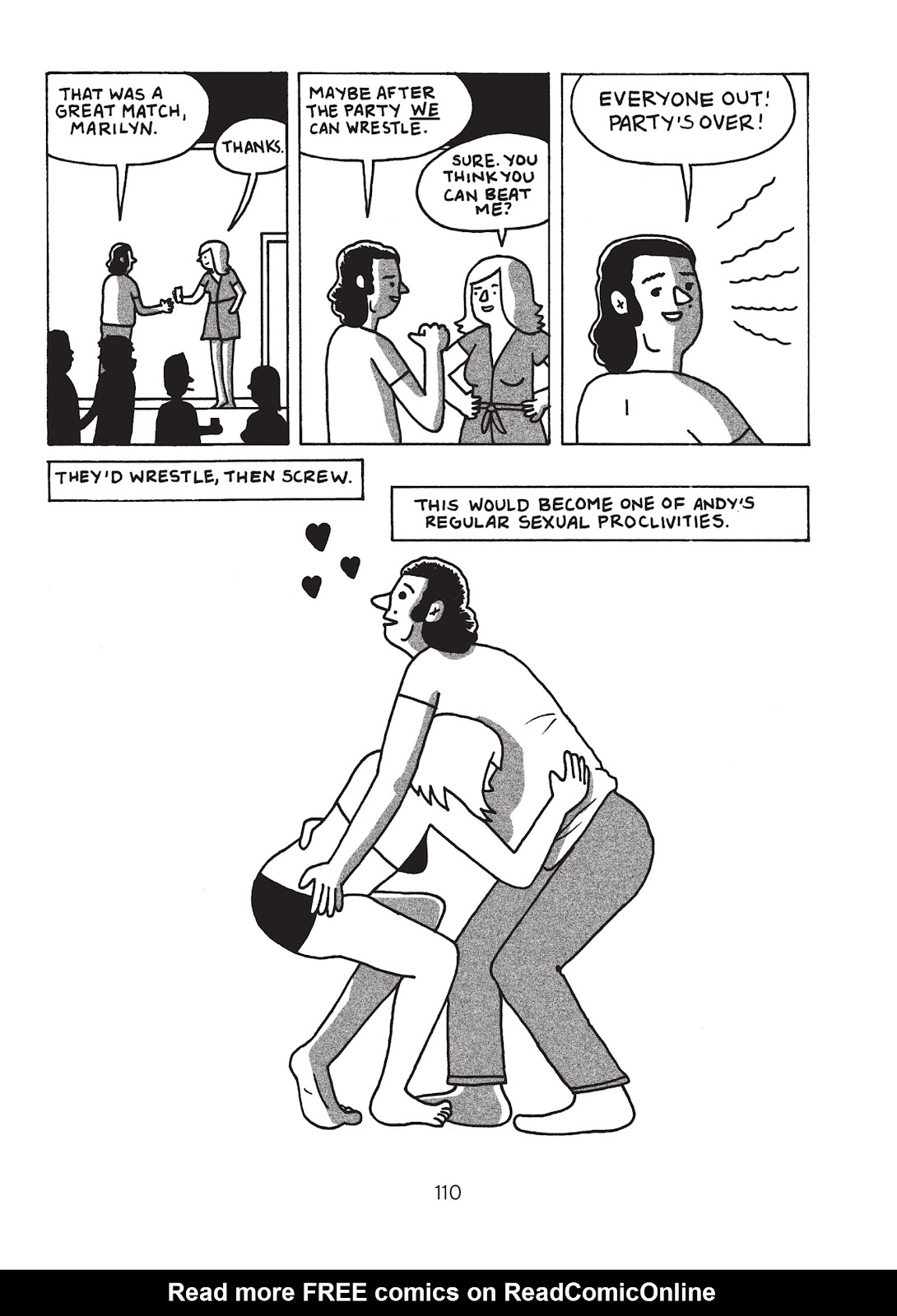 Read online Is This Guy For Real?: The Unbelievable Andy Kaufman comic -  Issue # TPB (Part 2) - 16