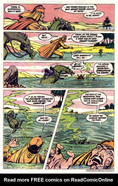 Read online Amethyst (1985) comic -  Issue #2 - 22