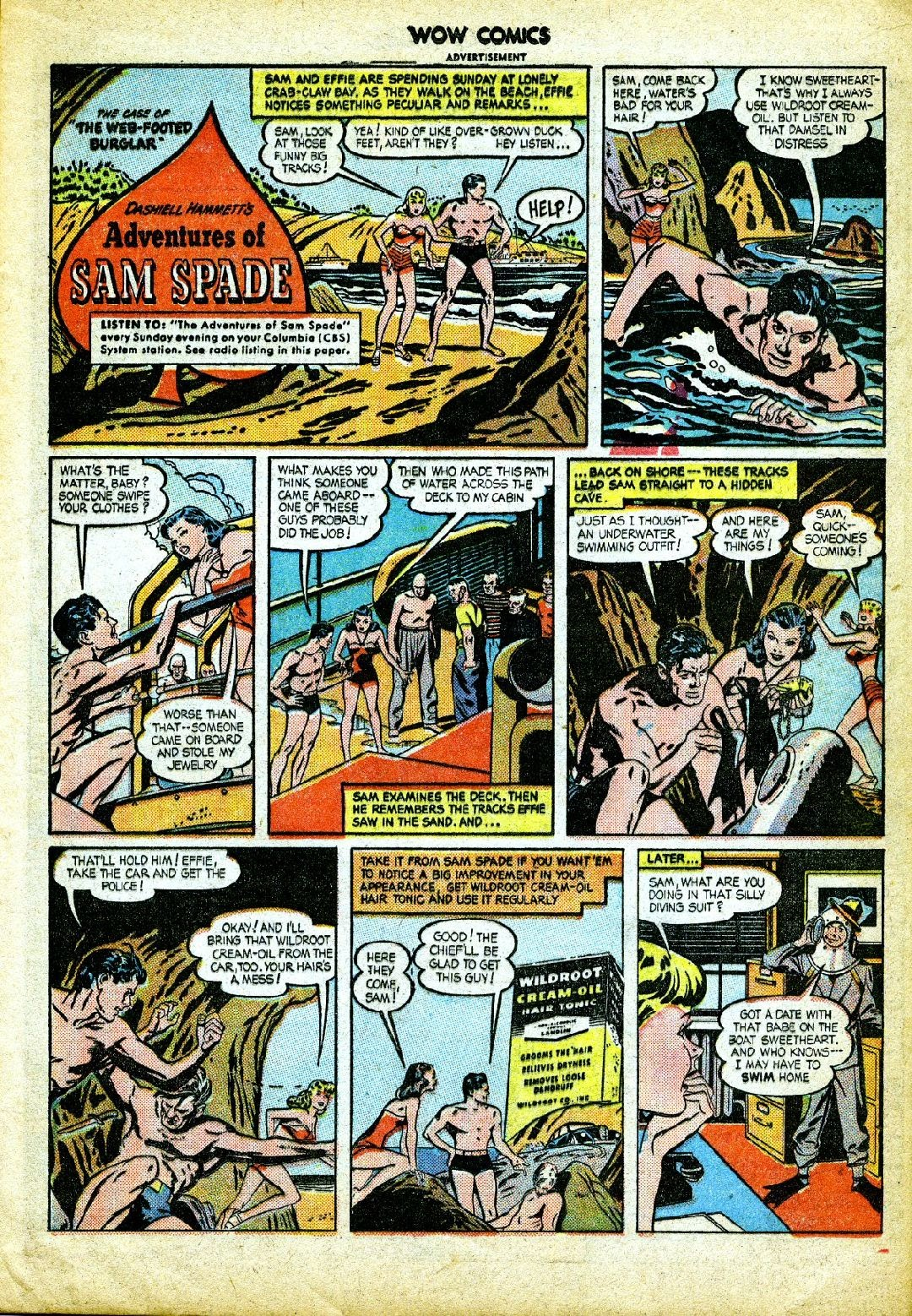 Wow Comics issue 57 - Page 13