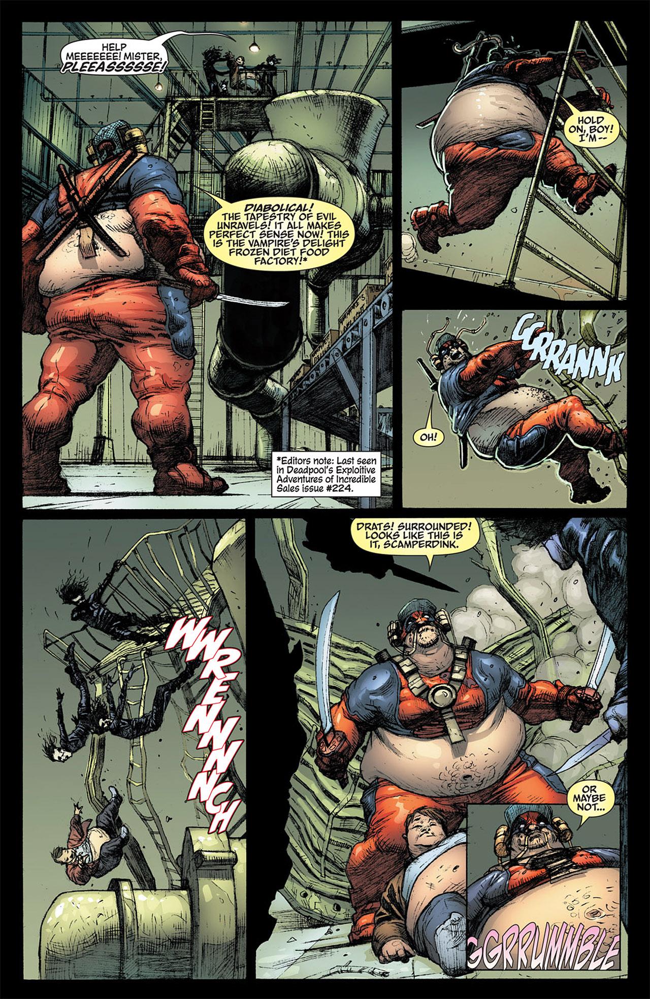 Uncanny X-Force (2010) #25 #27 - English 36