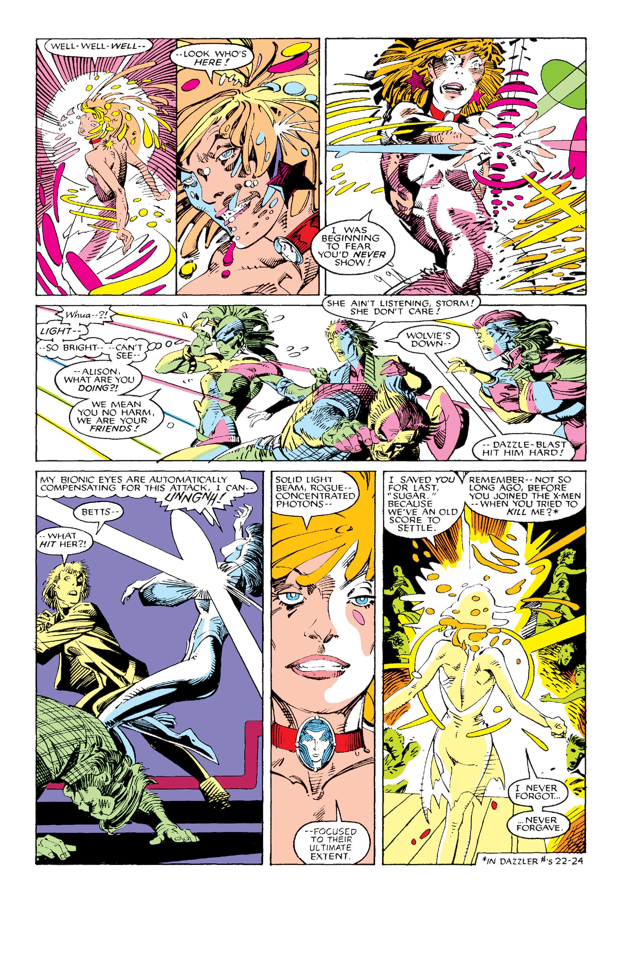 Read online Uncanny X-Men (1963) comic -  Issue #214 - 12