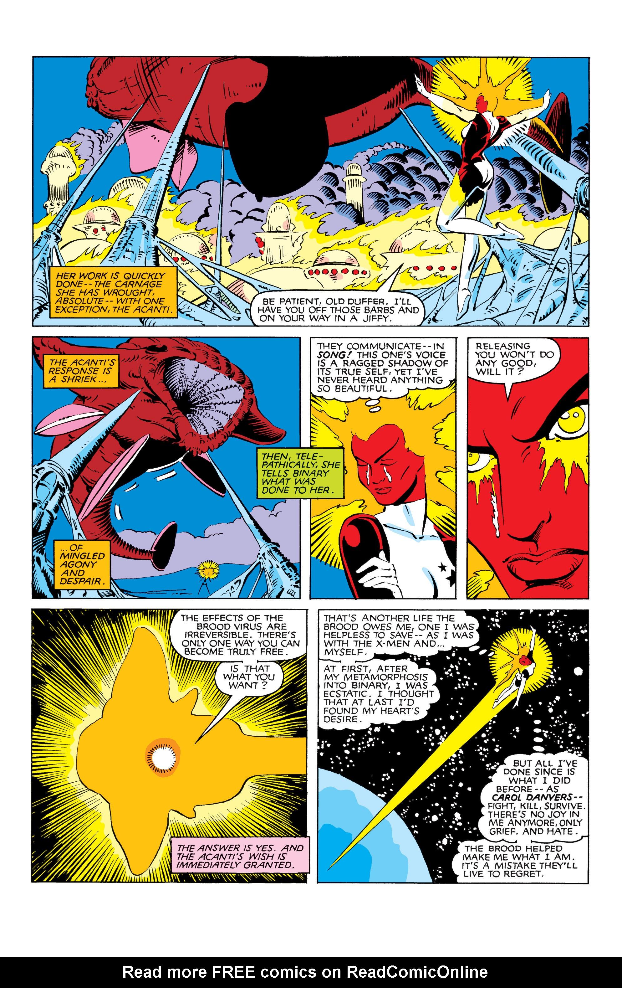 Read online Uncanny X-Men (1963) comic -  Issue #166 - 5