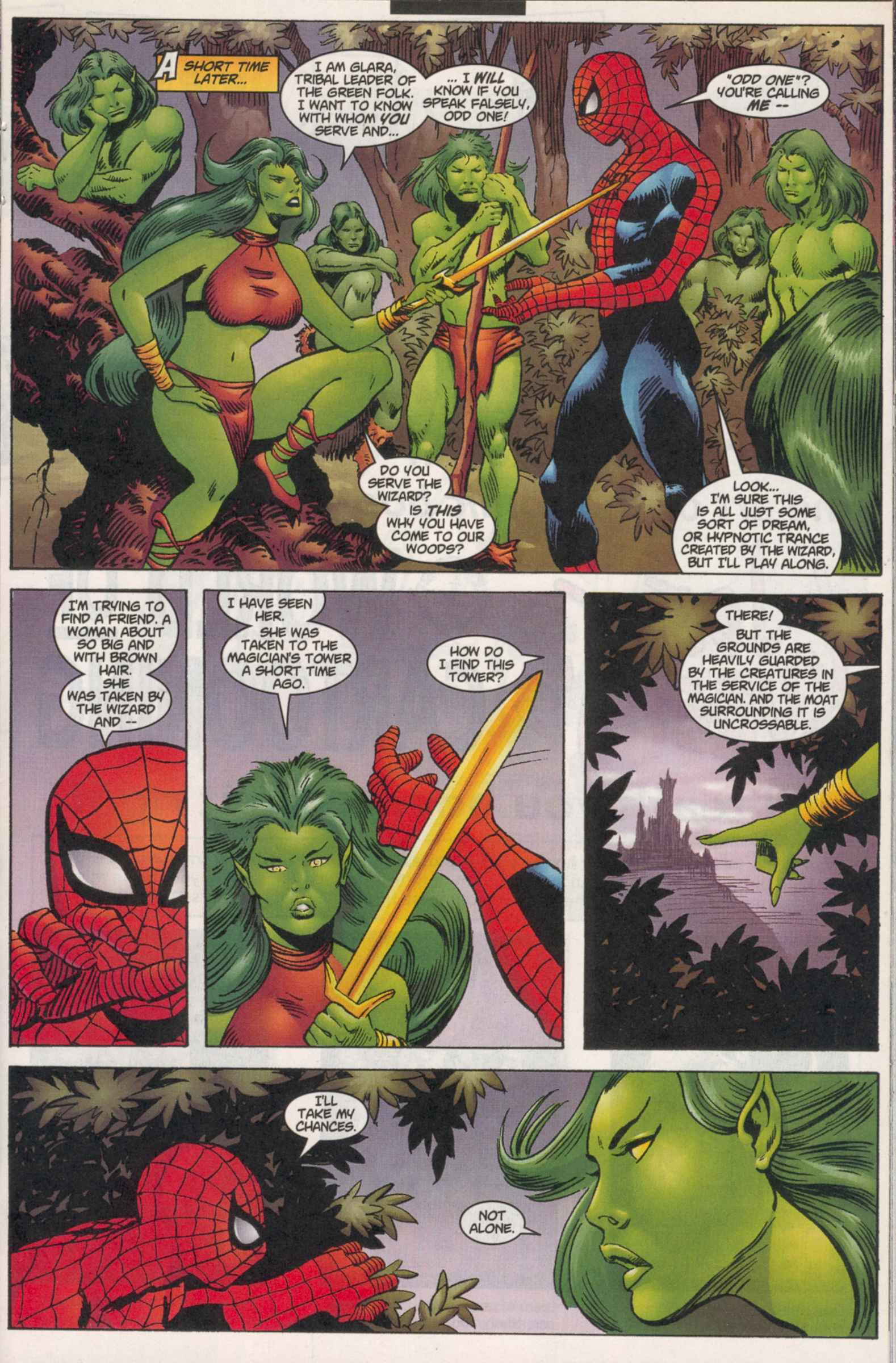 The Amazing Spider-Man (1999) _Annual_1 Page 14