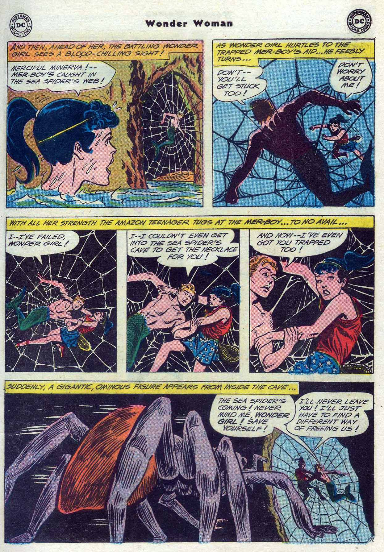 Read online Wonder Woman (1942) comic -  Issue #116 - 13