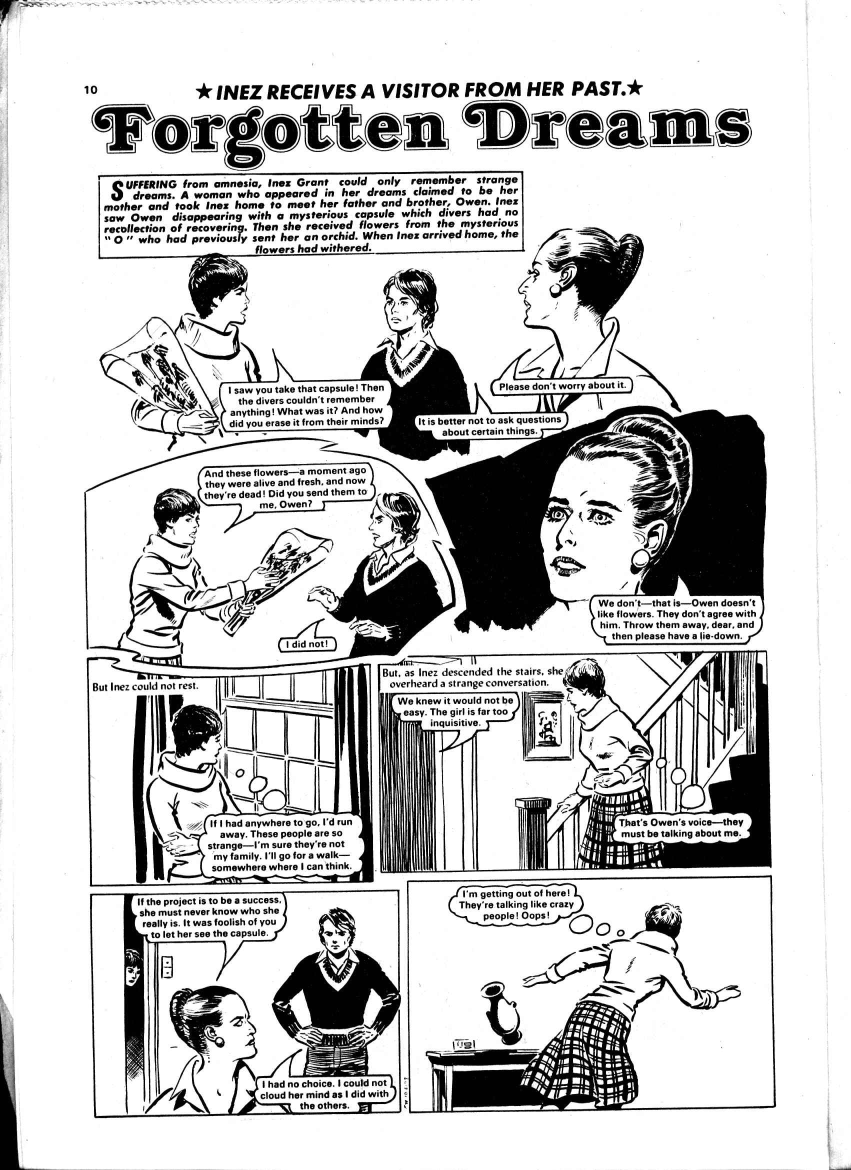 Read online Judy comic -  Issue #1000 - 10