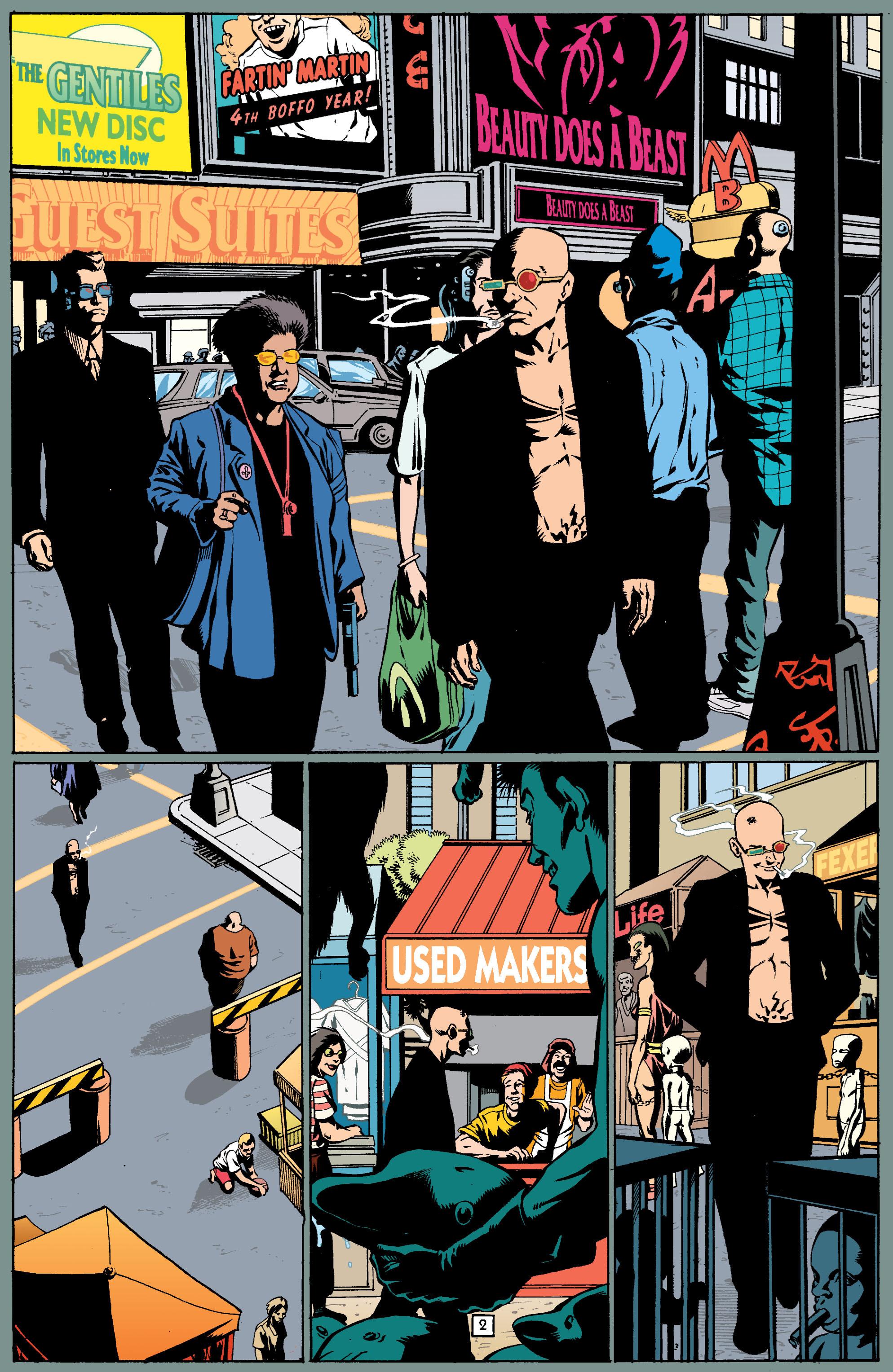 Read online Transmetropolitan comic -  Issue #19 - 3