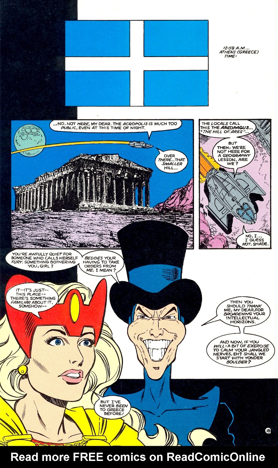 Infinity Inc. (1984) issue 35 - Page 20