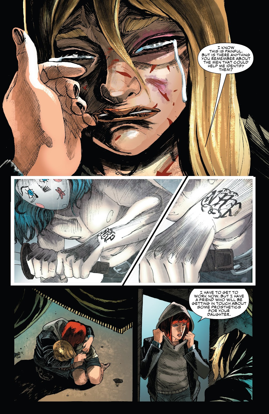 Read online Black Widow (2019) comic -  Issue #2 - 19