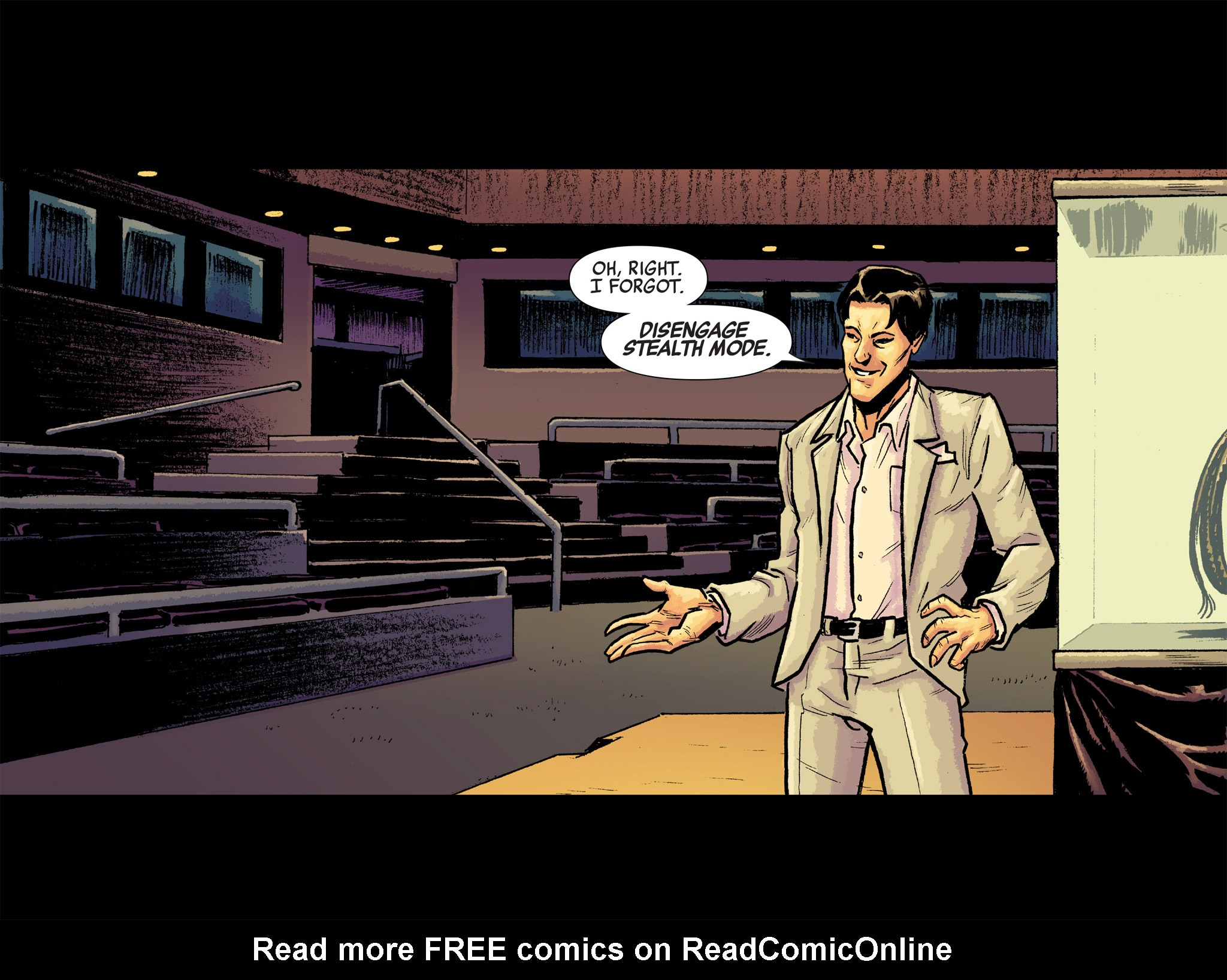 Read online A Year Of Marvels: August Infinite Comic comic -  Issue #A Year Of Marvels: August Infinite Comic Full - 30