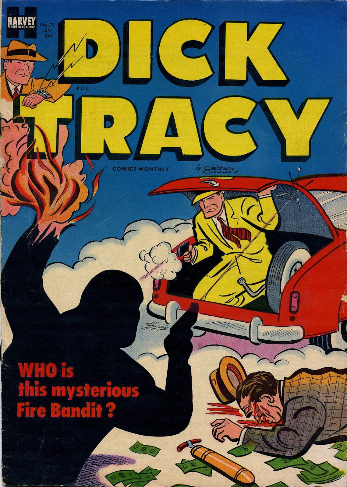 Dick Tracy (1950) 71 Page 1