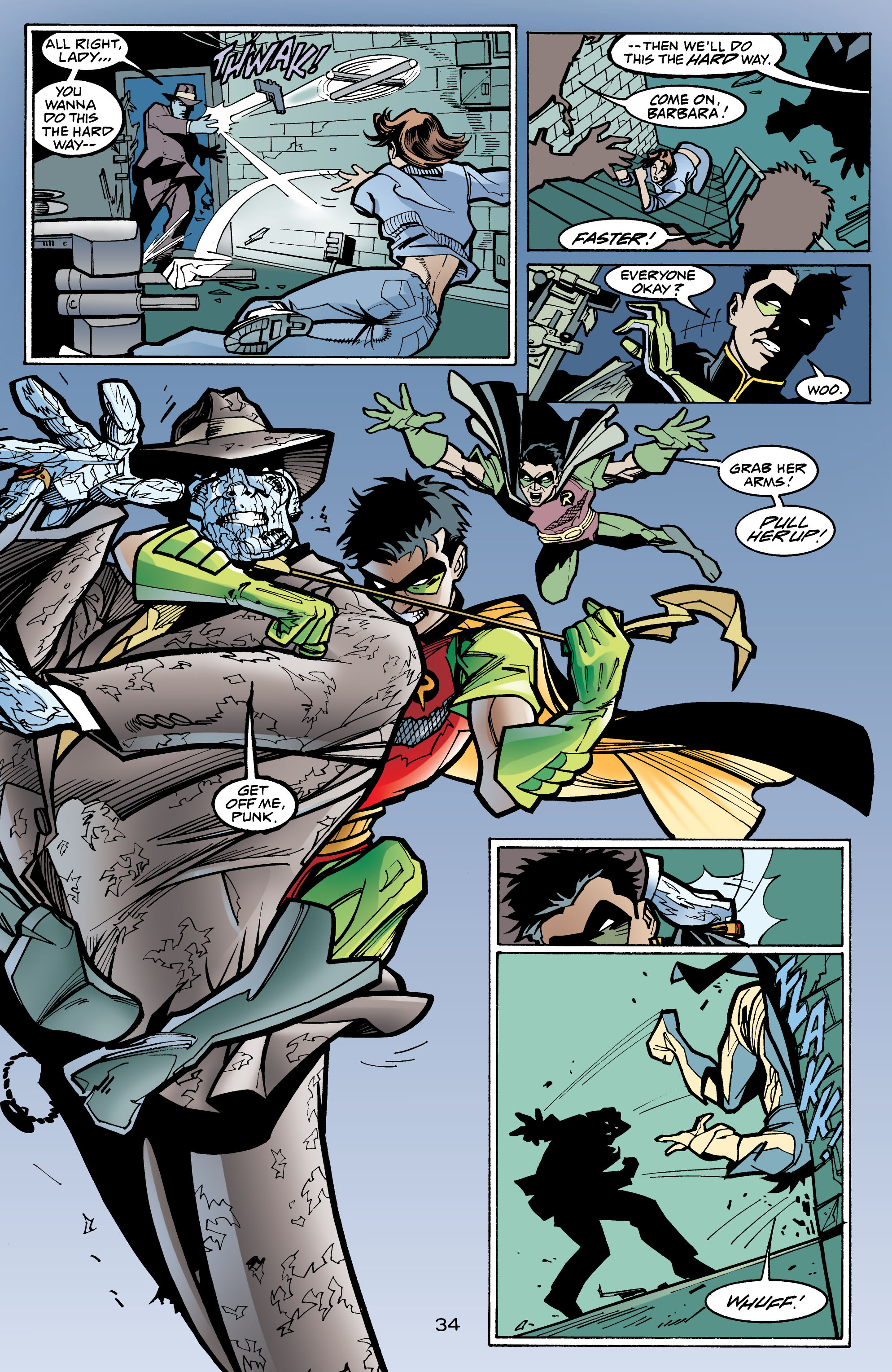 Read online Batman: Day of Judgment comic -  Issue # Full - 35