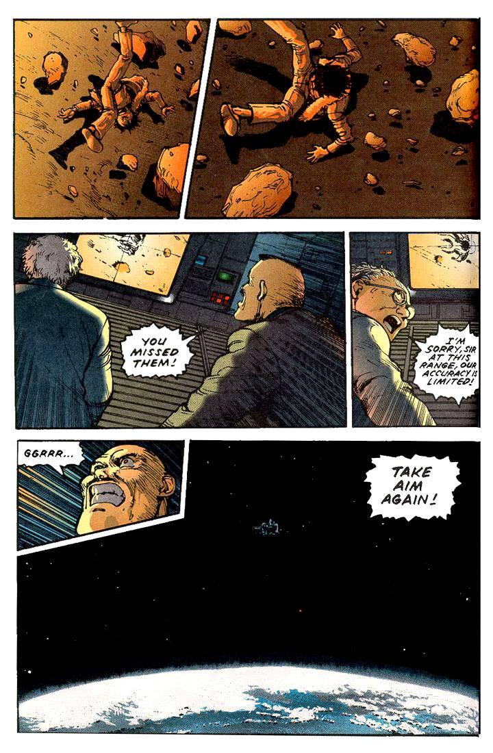 Read online Akira comic -  Issue #11 - 53