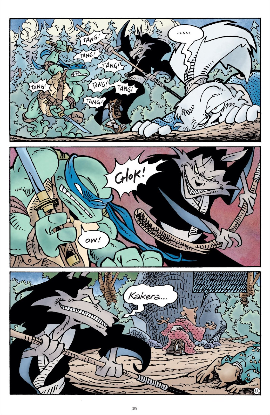 Read online Teenage Mutant Ninja Turtles: The IDW Collection comic -  Issue # TPB 9 (Part 3) - 12