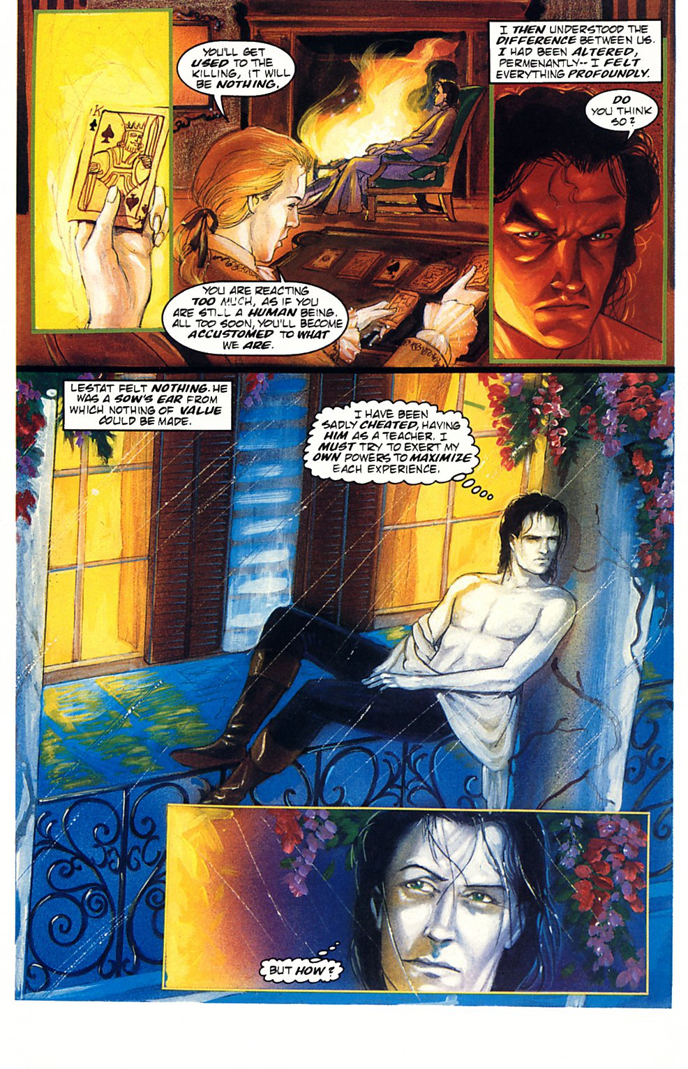 Read online Anne Rice's Interview with the Vampire comic -  Issue #1 - 30