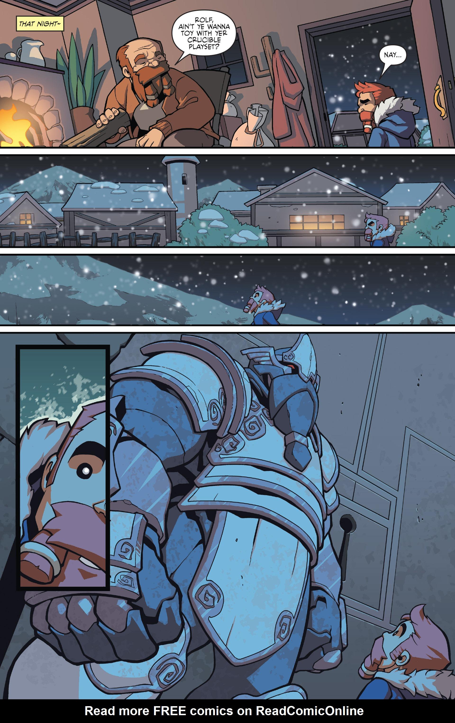 Read online Skullkickers comic -  Issue #26 - 15