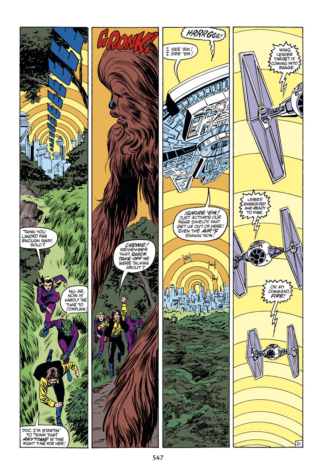 Read online Star Wars Omnibus comic -  Issue # Vol. 18.5 - 261
