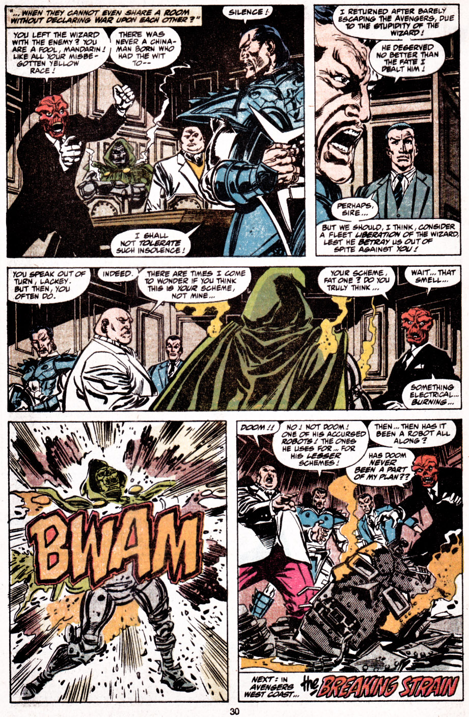 The Avengers (1963) 313 Page 22