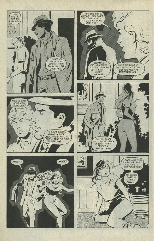Scimidar (1988) issue 1 - Page 4