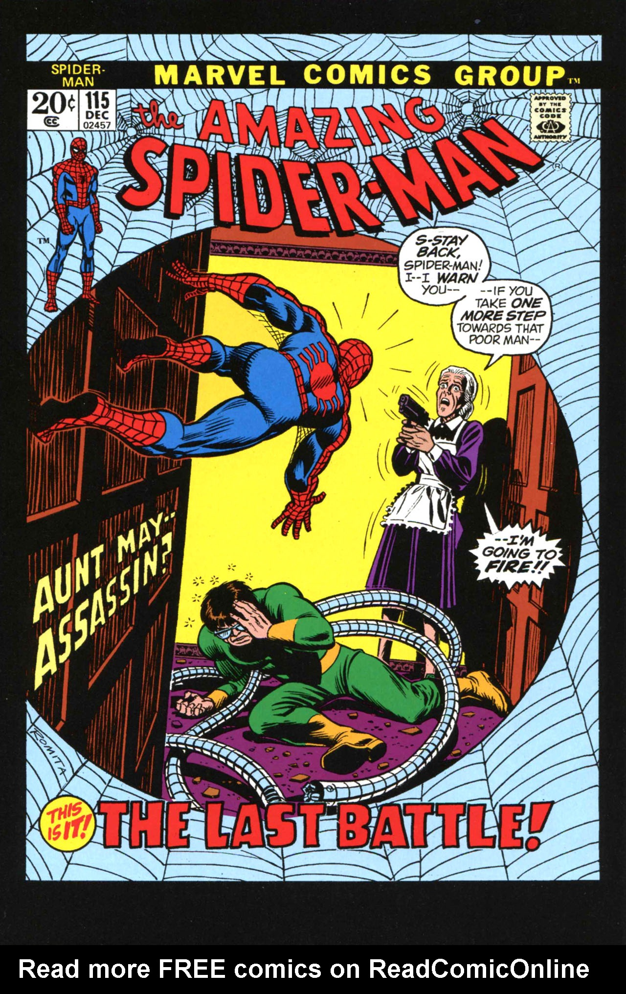 Read online Amazing Spider-Man Family comic -  Issue #2 - 85