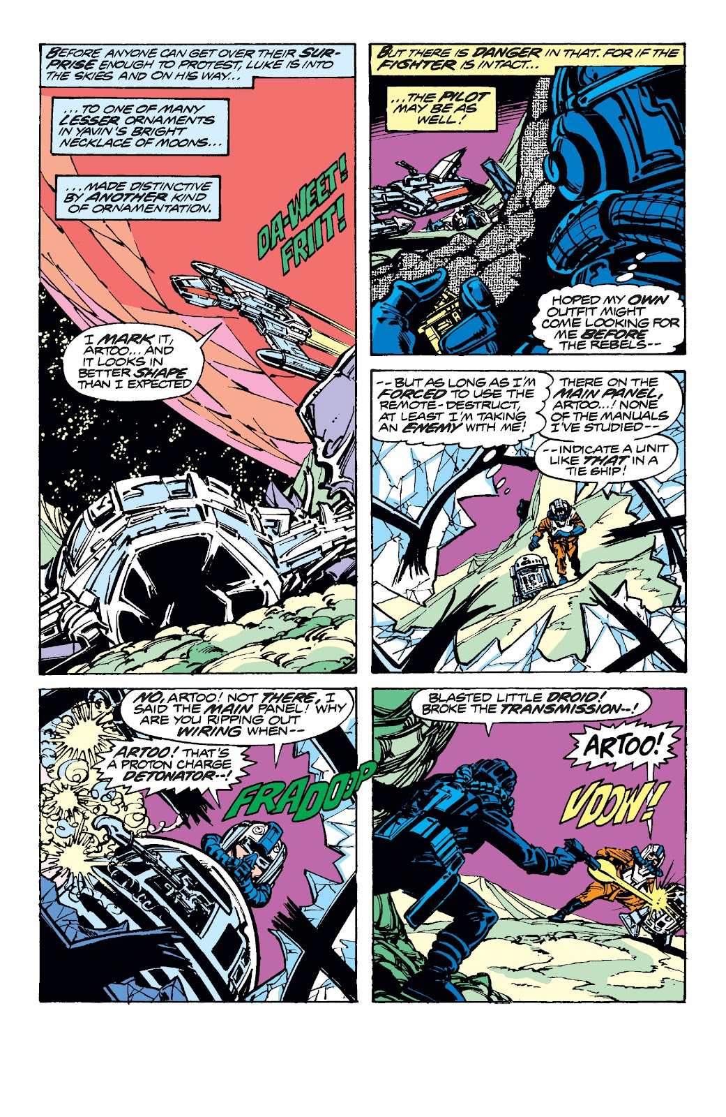 Read online Star Wars Legends: The Original Marvel Years - Epic Collection comic -  Issue # TPB 2 (Part 1) - 48