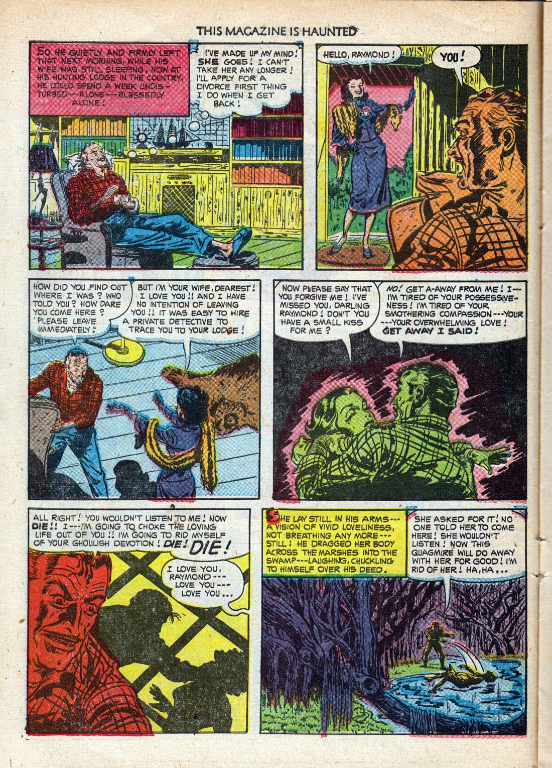 Read online This Magazine Is Haunted comic -  Issue #11 - 10