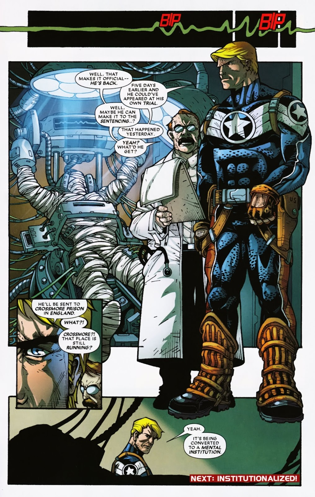 Read online Deadpool (2008) comic -  Issue #39 - 22