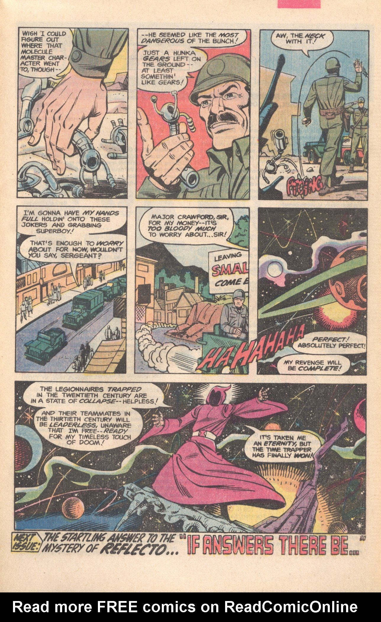 Legion of Super-Heroes (1980) 281 Page 27