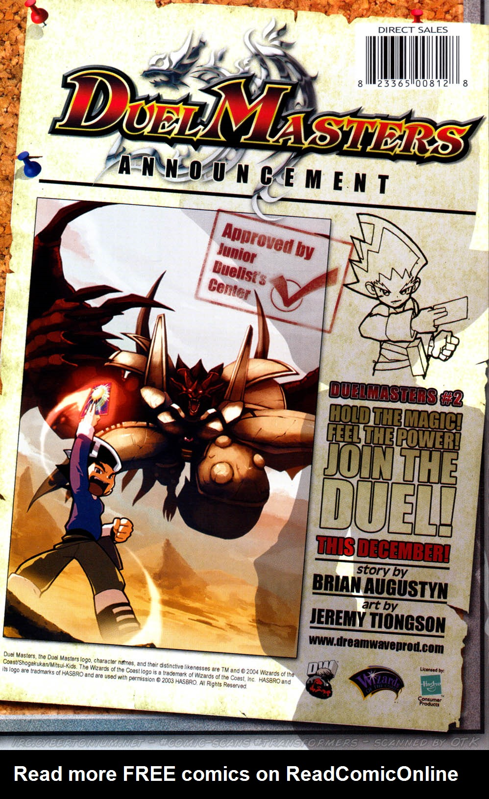 Read online Transformers Armada comic -  Issue #17 - 29