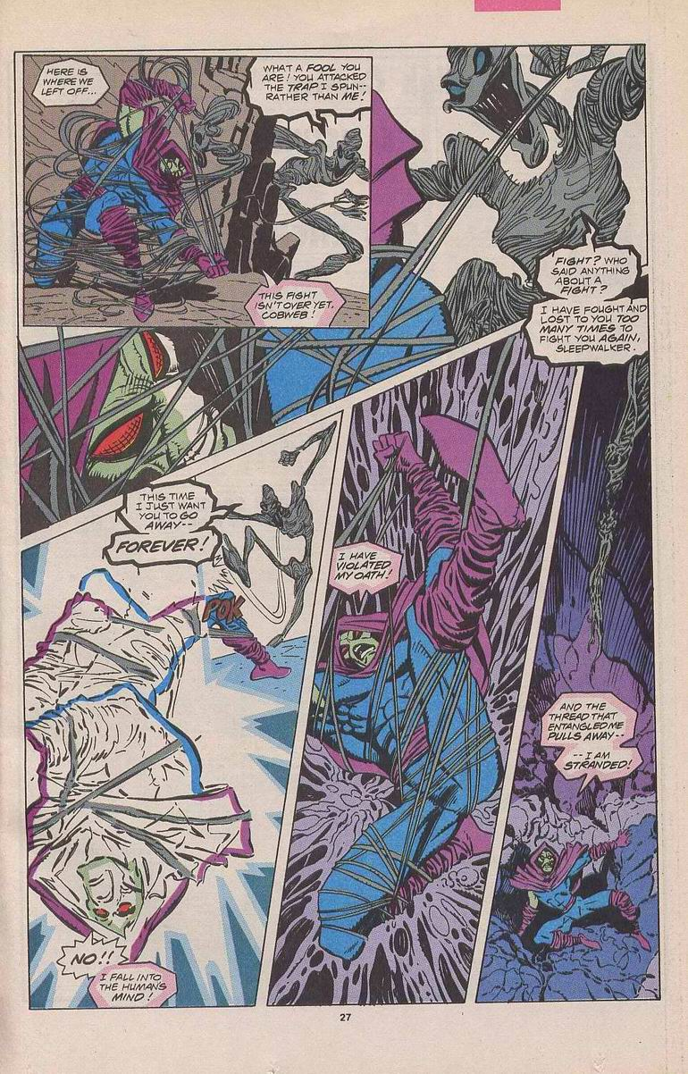 Read online Sleepwalker comic -  Issue #3 - 22
