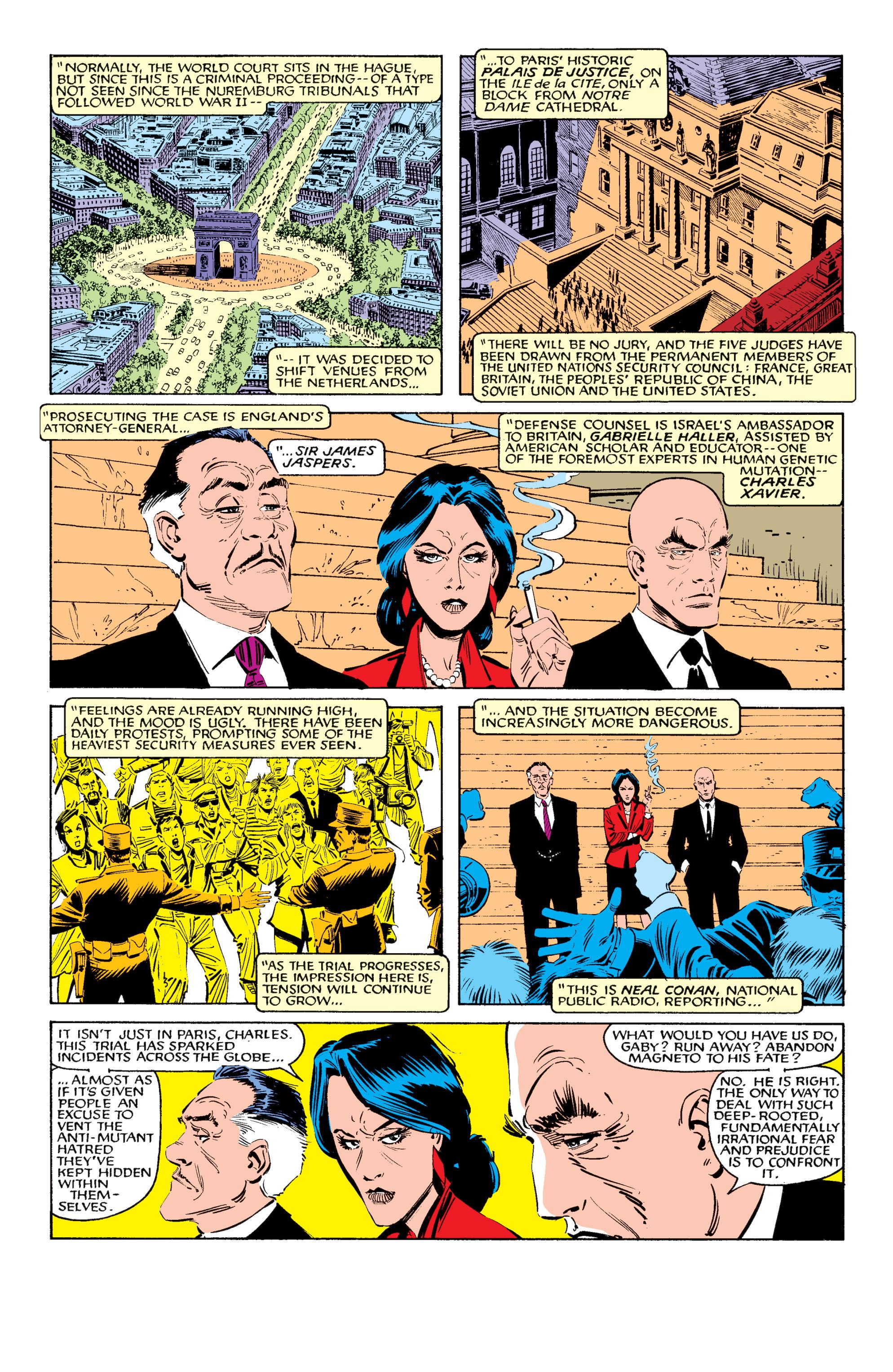 Read online Uncanny X-Men (1963) comic -  Issue #200 - 4