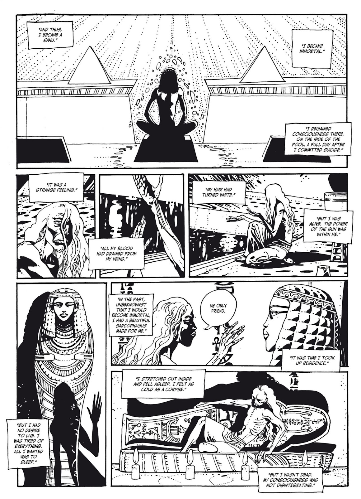 Read online The Egyptian Princesses comic -  Issue # TPB 1 (Part 2) - 100