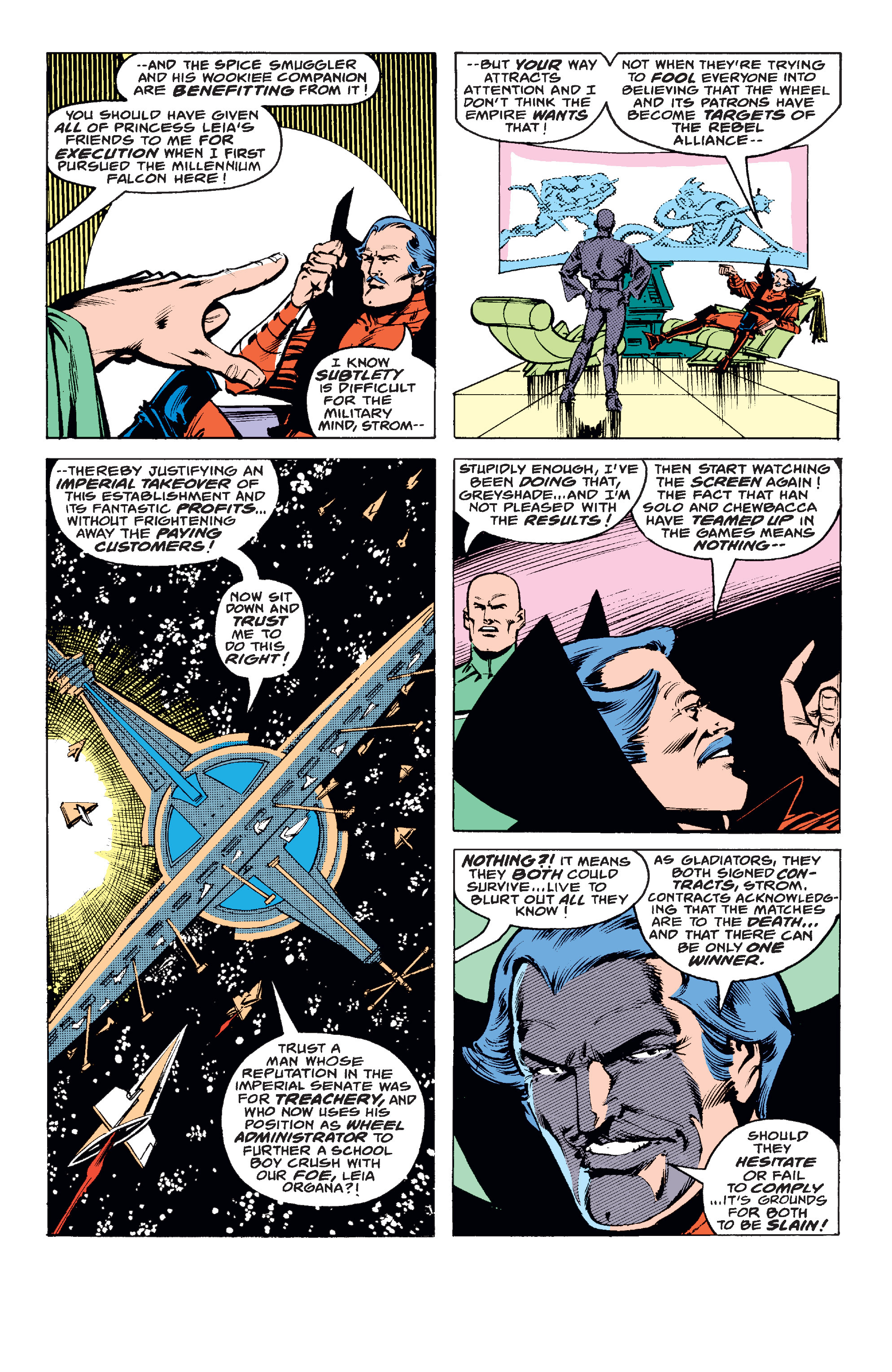 Read online Star Wars Omnibus comic -  Issue # Vol. 13 - 390