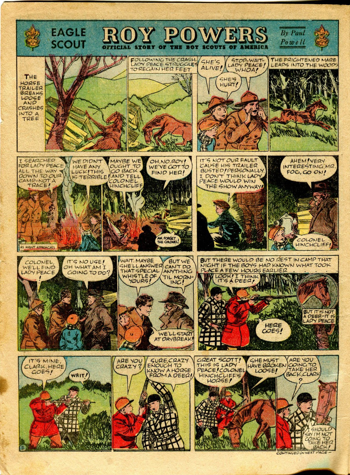 Read online Famous Funnies comic -  Issue #49 - 6
