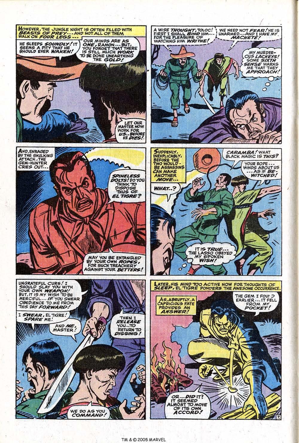 Read online Uncanny X-Men (1963) comic -  Issue #73 - 12