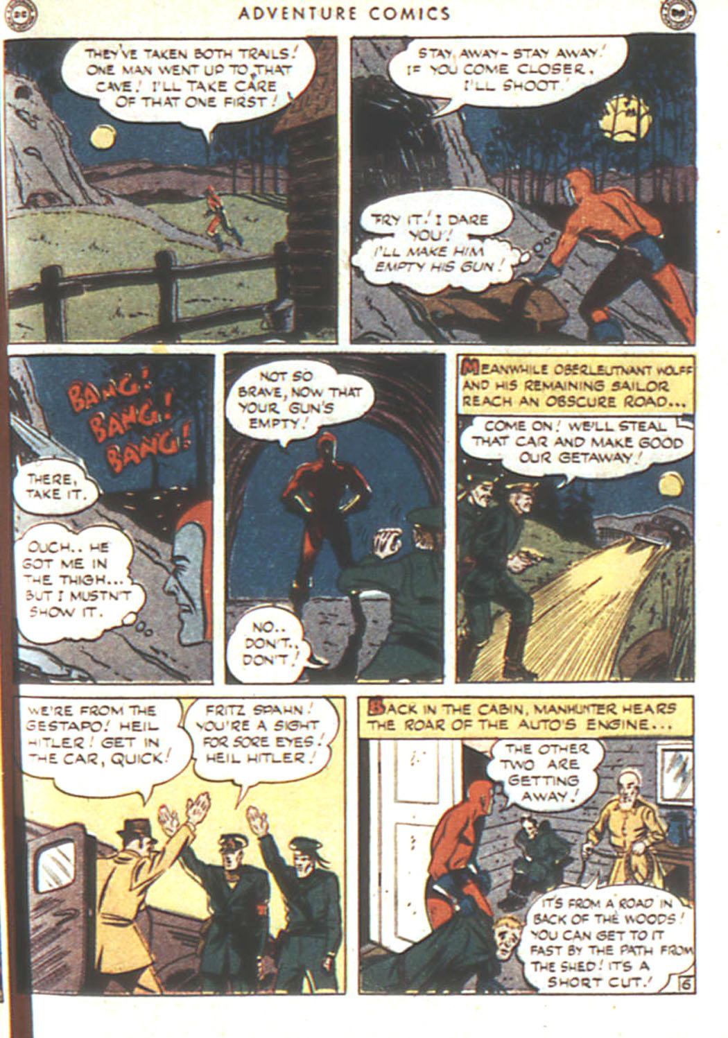 Read online Adventure Comics (1938) comic -  Issue #92 - 48