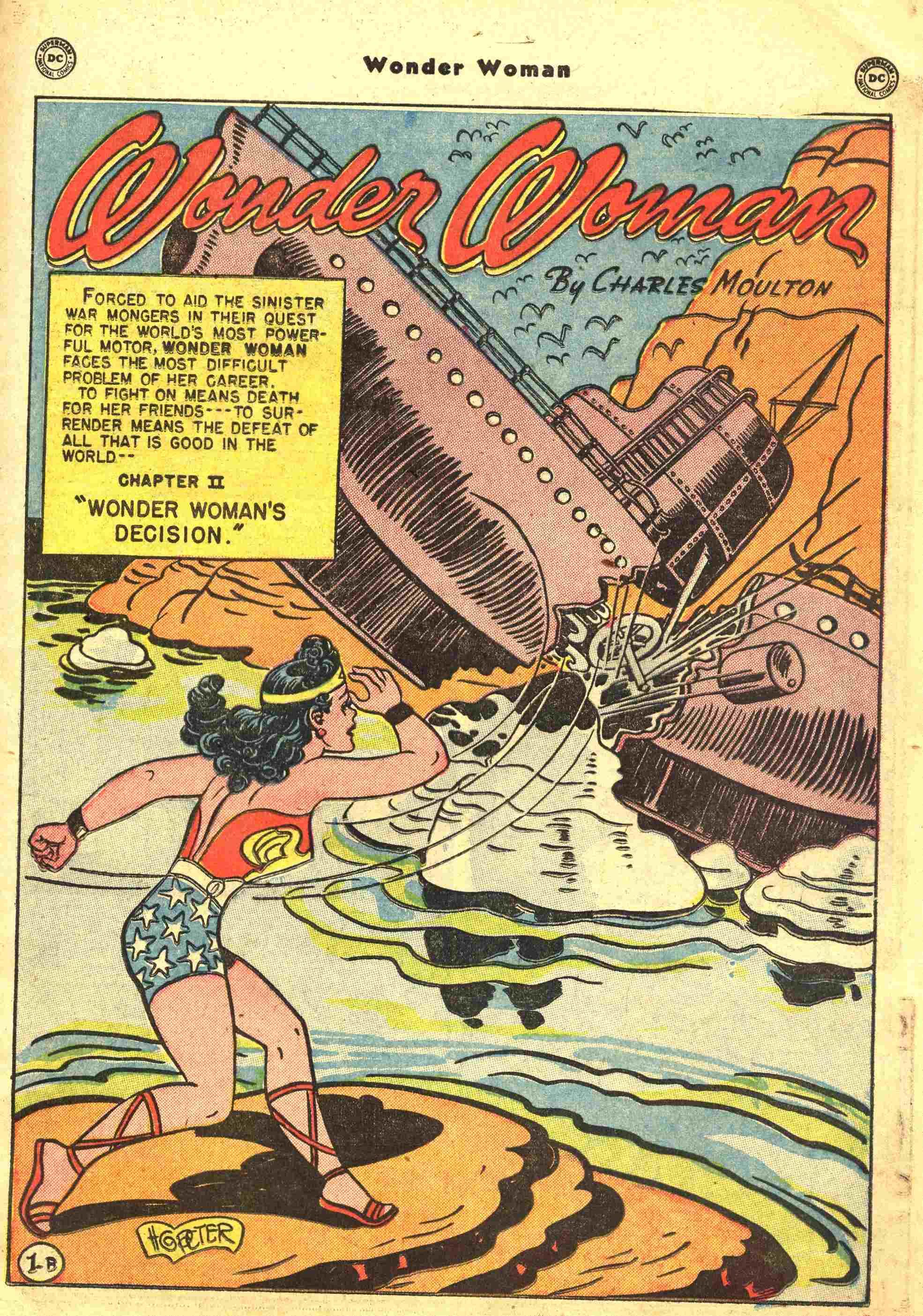 Read online Wonder Woman (1942) comic -  Issue #44 - 14
