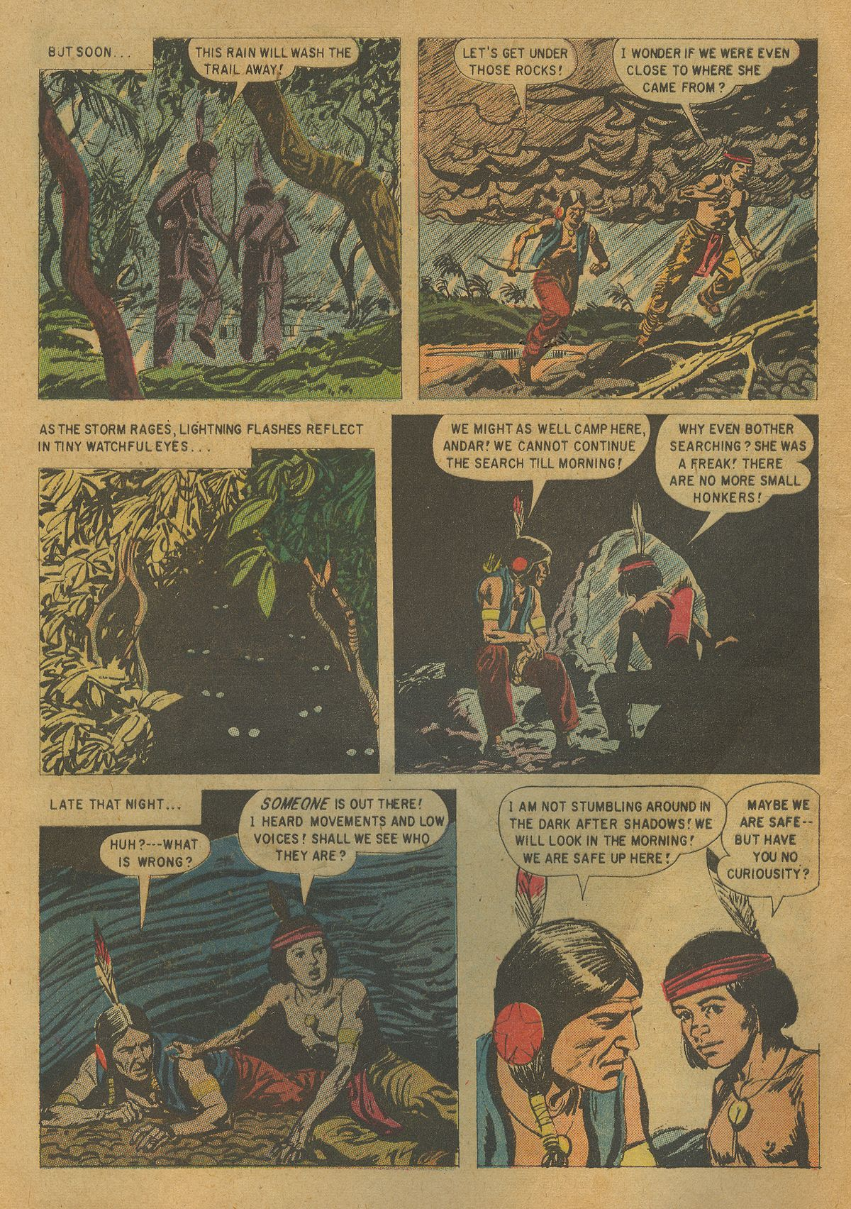 Read online Turok, Son of Stone comic -  Issue #17 - 4
