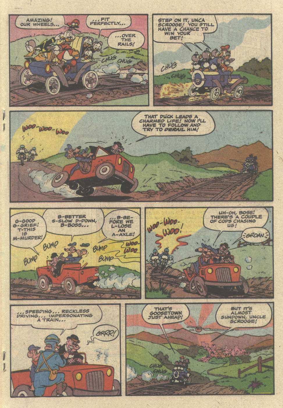 Read online Uncle Scrooge (1953) comic -  Issue #239 - 19