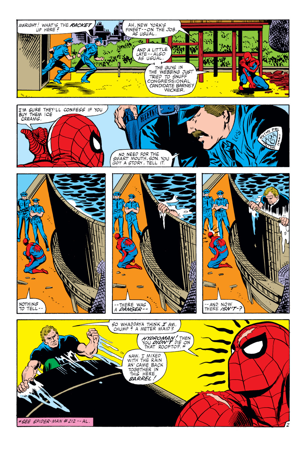 The Amazing Spider-Man (1963) 217 Page 2