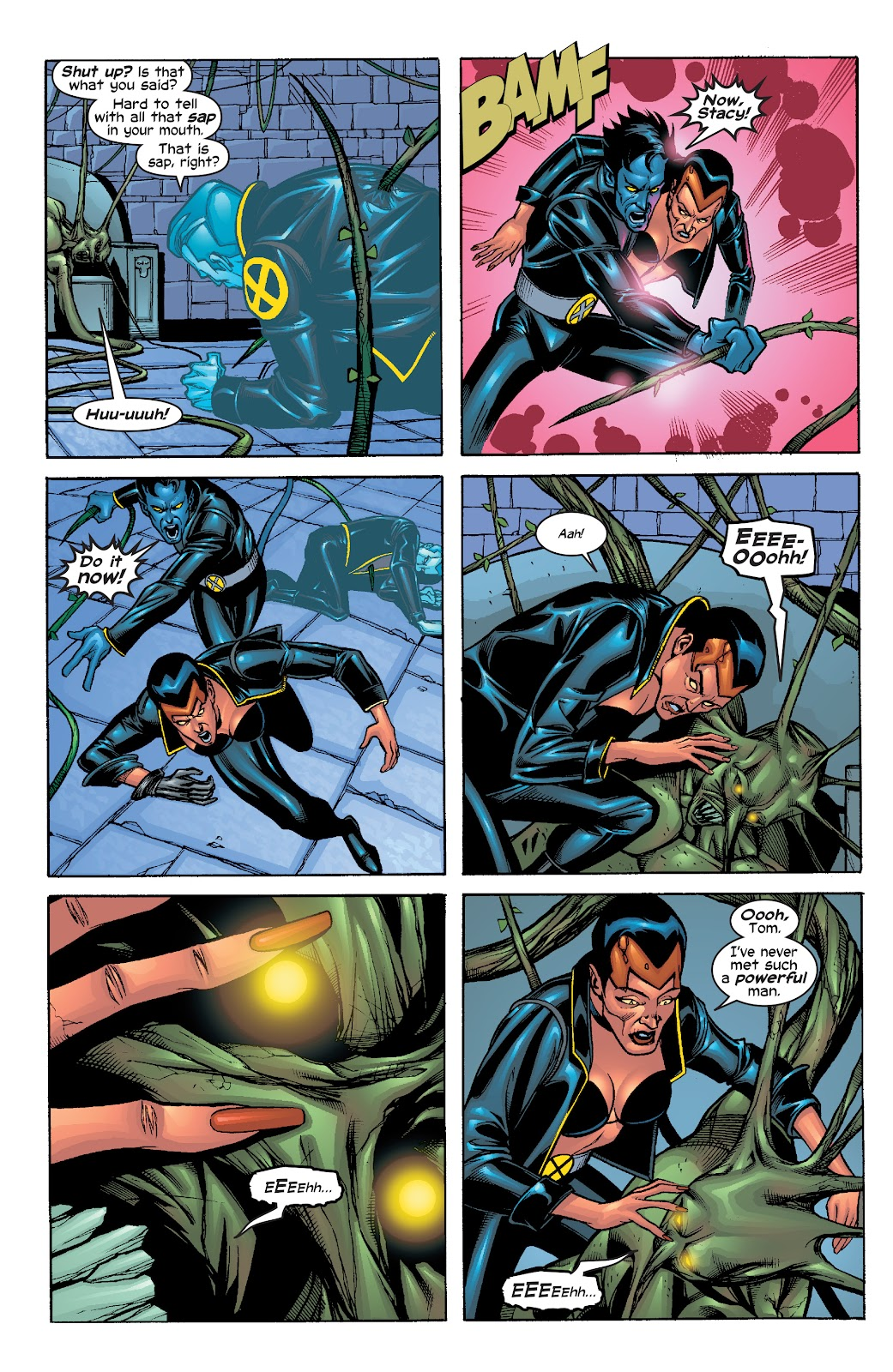 Read online X-Men: Unstoppable comic -  Issue # TPB (Part 1) - 61