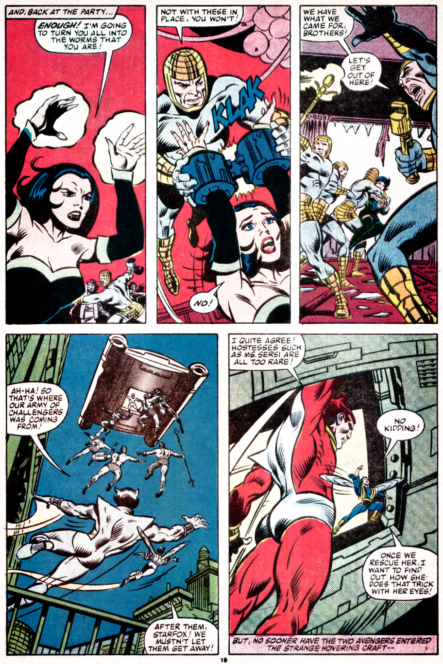 The Avengers (1963) 246 Page 19