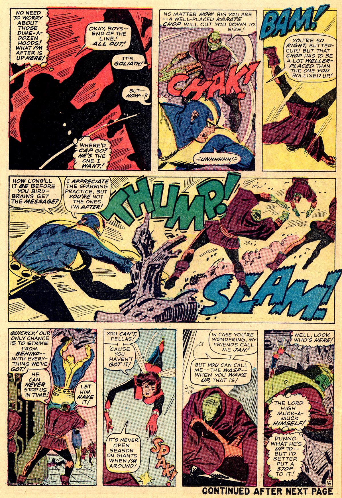 The Avengers (1963) 33 Page 16