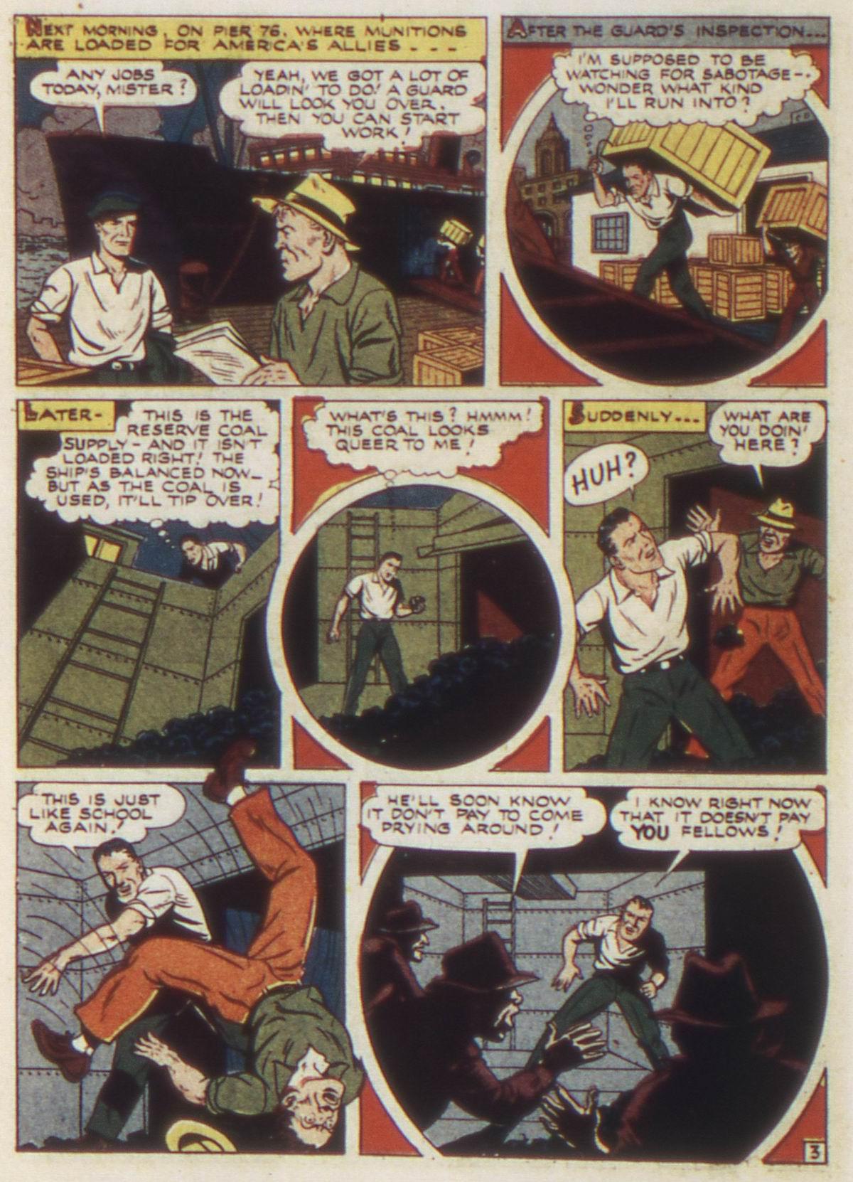 Read online Detective Comics (1937) comic -  Issue #82 - 34