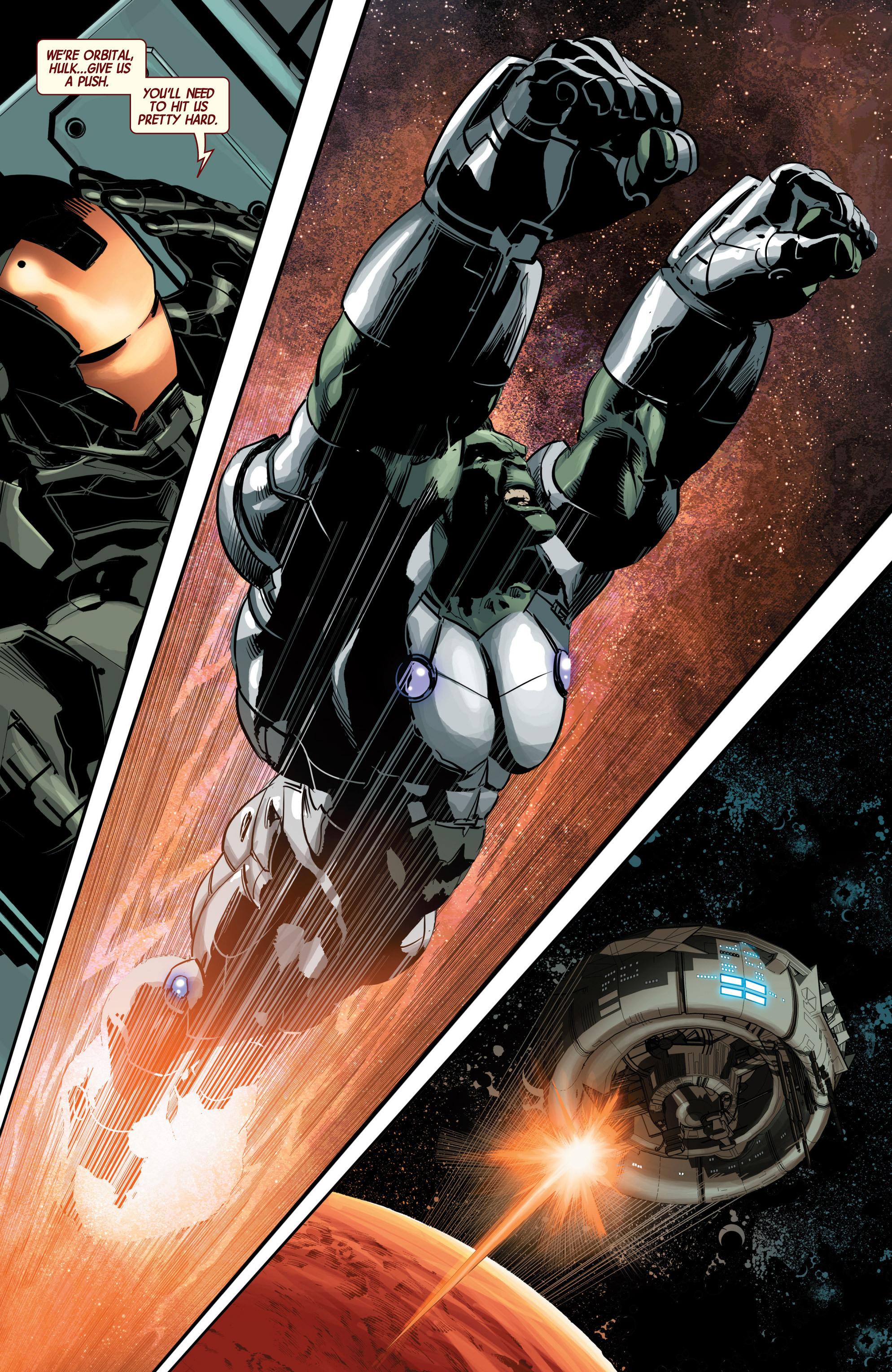 Read online Avengers (2013) comic -  Issue #Avengers (2013) _TPB 5 - 28