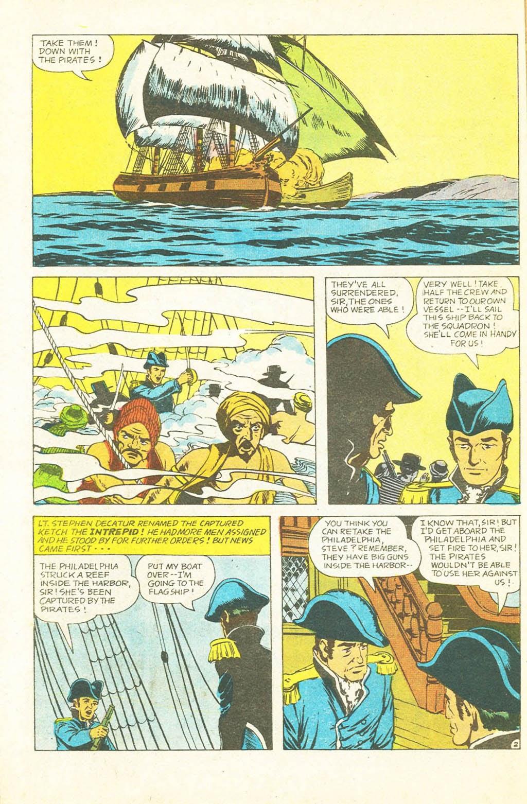 Read online Fightin' Navy comic -  Issue #128 - 22